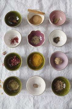 Advieh – ist das Juwel unter den Gewürzen, eine süße,blumige, warme persische Gewürzmischung <3 Labsalliebe