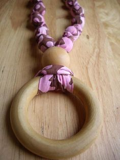 cloth nursing necklace! LOVE!!