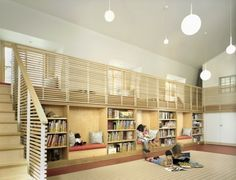 Grace Church School | Hope Library, CWB Architects | Remodelista Architect / Designer Directory