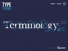 Pojmy typografie vysvetlené novou formou - https://detepe.sk/pojmy-typografie-vysvetlene-novou-formou/