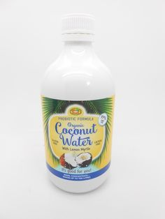 The best tasting Coconut Water you will find. It is loaded with all the goodness of coconut plus the good bacteria you need to support your wellbeing. 95% Biofermented organic coconut water concentrate http://happyherbcompany.com/