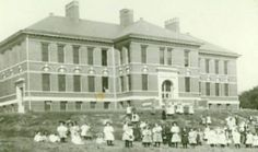 Tuttle Elementary School, Crawfordsville, Indiana.  Mr Clyde Gentry was Principal during my (K-6) years there.