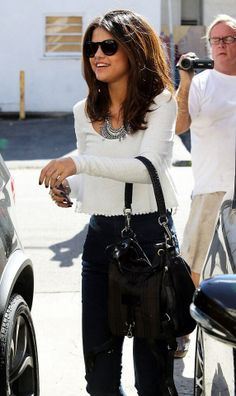 Selena Gomez Has GREAT Style! Love This Look, And Even More...I LOVE HER!! :)