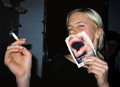 "photo: 231100-0002 Sandra with beard, Frankfurt/Main 2000 © Sandra Mann I´m very happy about a new exhibition ""Female Portrait"" at Deutsche Börse Photography Foundation, my cordially thanks go to Anne-Marie Beckmann and her amazing team. Datum: 01.09.2016 um 18 Uhr Ort: Art Collection Deutsche Börse, The Cube Anmeldung: https://www.deutscheboersephotographyfoundation.org/de/veranstaltungen.php #deutsche_börse_photography_foundation #photography #fotografie #sandra_mann #frankfurt"