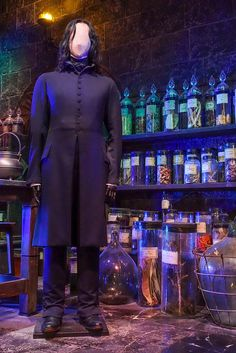 Severus Snape Costume <Christopher-Brown-flickr.jpg (427×640)>