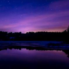 3 AM  by Joe Martin - Landscapes Waterscapes ( reflection, stars, star, night, landscape, night sky, nightscape )