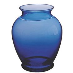 Beautiful cobalt blue glassware #vintage #flowerdecor #flower #flowers  #vase #blue #bluevase #sale