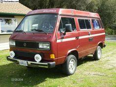TheSamba.com :: VW Classifieds - 1987 VW Vanagon Syncro Westphalia Conversion