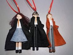 Harry Potter Holidays Ornaments - OCCASIONS AND HOLIDAYS