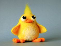 Pedro the chicken     http://www.etsy.com/listing/82500604/pedro-the-chicken-needle-felted-art-toy?ref=sr_gallery_32&ga_search_submit=&ga_search_query=needle+felted&ga_view_type=gallery&ga_ship_to=US&ga_search_type=handmade&ga_facet=handmade