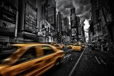 Photo Rush Hour by Marc Perrella on 500px