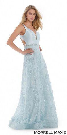Denim Dress Fashion Show Elegant Long Evening Dresses Black And White Sexy  Evening Dress 53460265bad7