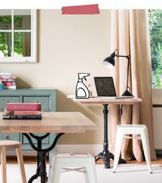 Computer und Notebook reinigen Computer, Desk, Furniture, Home Decor, Cleaning, Tips, Desktop, Decoration Home, Room Decor