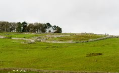 Housesteads Roman Fort, Hadrian's Wall | Flickr - Photo Sharing!