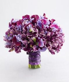 From lavender to plum, find the perfect purple bouquet.