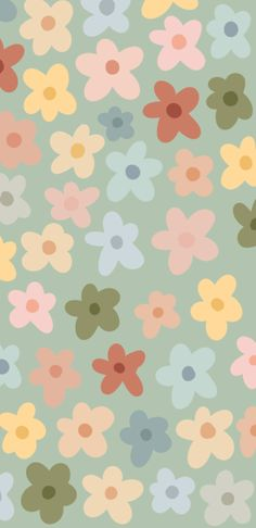 Flowers Background :)