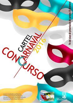 Cartel Anunciador del Carnaval 2016