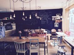 Vorarlberger Spezialitäten im Frida Bioladen & Café Austria, Conference Room, Training, Coffee, Table, Furniture, Home Decor, Coffee Cafe, Road Trip Destinations
