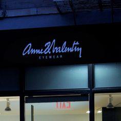 SEATTLE | ANNE & VALENTIN Eclectic Restaurant, Upper West Side, Eyewear Online, Madison Avenue, Paris Saint, High Standards, Toulouse, Creative Studio, Seattle
