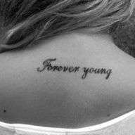 I want this under my heart with the infinity sign in it.
