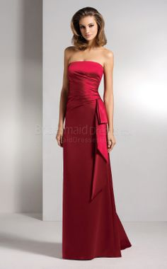 Burgundy Bridesmaid Dresses,Red Bridesmaid Dresses