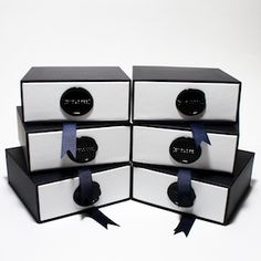 Luxury lingerie packaging from Enclosed . . . http://theenclosed.com/6-months
