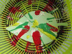 MizFlurry: Herfstknutsel: schilderen met de slaslinger