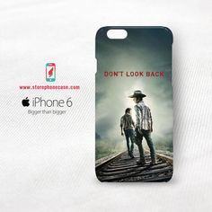 The Walking Dead Don't Look Back iPhone 6 6S Cover Case
