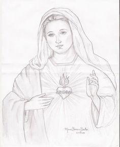 riscos de desenhos catolicos nossa senhora - Pesquisa Google Adult Coloring, Coloring Books, Coloring Pages, Tango Art, I Love You God, Frozen Toys, Catholic Prayers, Line Art, Hand Embroidery