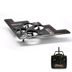 RC Quadcopter Stealth Bomber - B2 X-Series