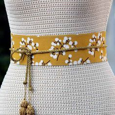 a smartly tied obi belt makes everything better
