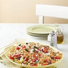 Greek Pasta Salad - EatingWell.com