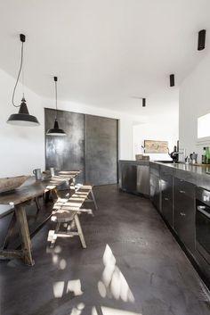 Luca Zanaroli's home in Puglia Italy