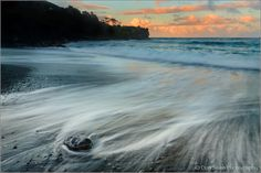 End of Day, Hana Coast by Don Smith on End Of Days, Beach Landscape, Big Sur, Hana, Coast, Waves, Ocean, California, Explore