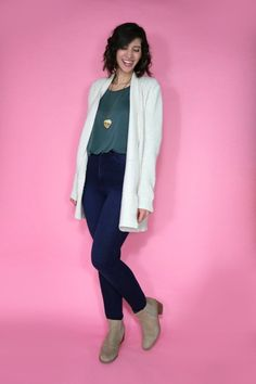 18 Best Outfits of 2018 | www.theoutfitrepeater.com White Cardigan, 18th, Cool Outfits, Graduation, White Dress, Dresses, Style, Fashion, Vestidos