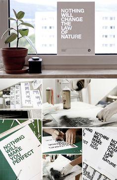 ME_ehrenbrandtner_Design_Grafik_Konzept_Gestaltung_web_Linz_Nothing_but_the_truth_19 Typography, Make It Yourself, Artwork, How To Make, Design, Linz, Concept, Letterpress, Work Of Art