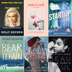 New Books Coming Out in April 2017 | POPSUGAR Entertainment