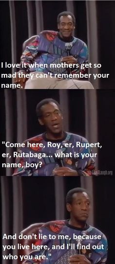 Without a doubt, one of the funniest men who ever lived!