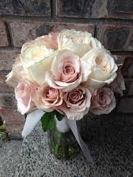 ivory garden roses and quicksand roses