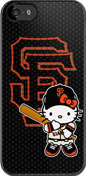 69e772ac4e San Francisco Giants Hello Kitty Case Design! by endlessimages San Fran  Giants