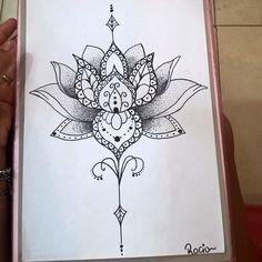 Flor de loto!