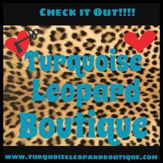 Our website is FINALLY launching!! Go by and check it out! #turquoiseleopard #websitelaunch