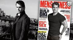 Crazy For Henry Cavill BR: Henry Cavill na capa da revista Men's Fitness