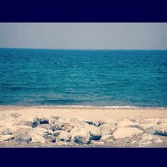 Indian ocean at Oman! Sheer beauty!