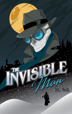 'The Invisible Man' by H.G. Wells