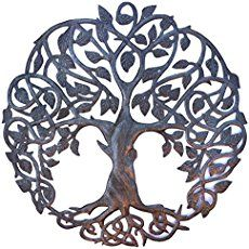 Learn about the Celtic Alder Tree Sign. Find out the Celtic Alder's personality, Ogham letter, and even about the alder tree itself.
