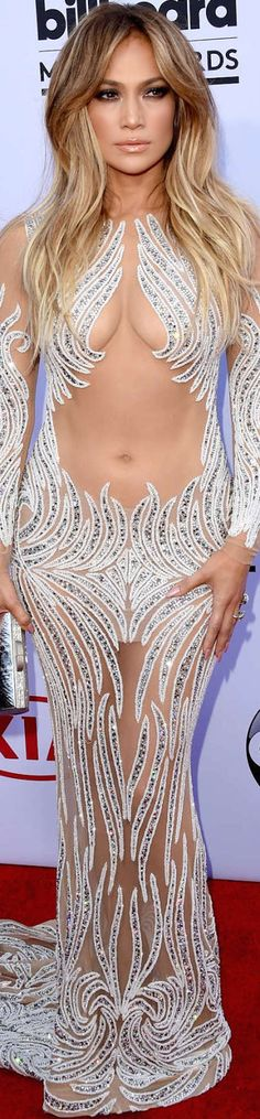 Jennifer Lopez 2015 Billboard Awards