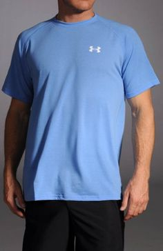 #Men's #UA Charged Cotton Shortsleeve T-Shirt Tops by Under #Armour   really love it!   http://amzn.to/HMThT8