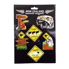 These NZ Road Trip Fridge Magnets are a fun set of 6 magnets that will make your fridge door look superb. The includes: Cool Kiwi Kiwi, Sheep, Kea and. Kiwi Bird, City Road, New Zealand, Sheep, Magnets, Road Trip, Make It Yourself, Cool Stuff, Cities