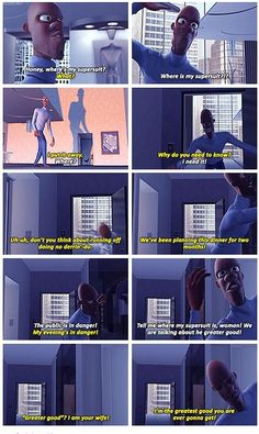 I don't think Pixar will even do anything that will beat this scene. This scene is the best.